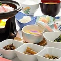 ご朝食【和定食】一例/宿泊状況により和定食となる場合がございます。