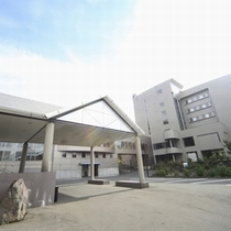■蔵王国際ホテル外観