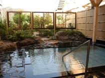 庭園露天風呂『四季彩の湯』