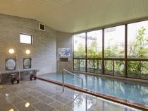 山水の湯(男性大浴場)