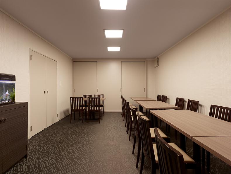 食堂 ミーティングルーム