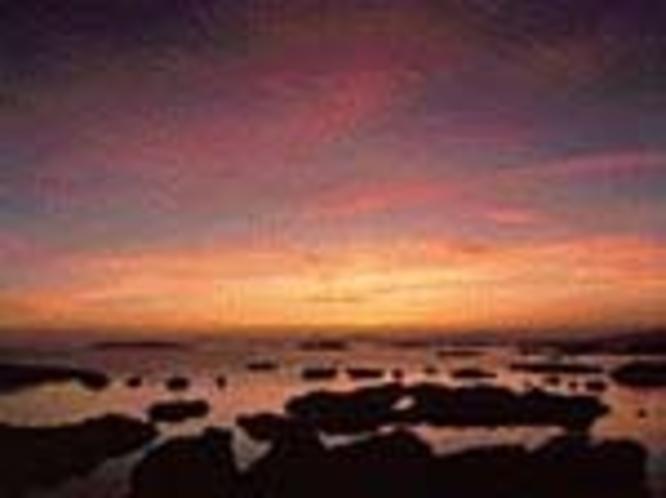 九十九島サンセット