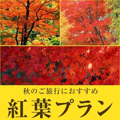 紅葉の大空中散歩!苗場ドラゴンドラ往復券付!掛け流し温泉と秋の味覚料理を堪能♪