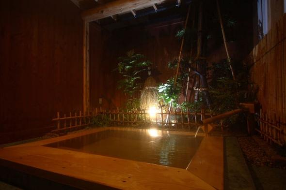 ちょっと贅沢に…【貸切風呂+ズワイガニ一杯付!】掛け流し温泉と旬の和会席を堪能♪