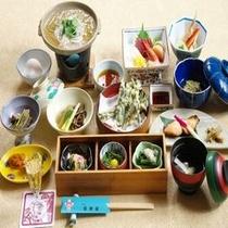 春のお料理イメージ
