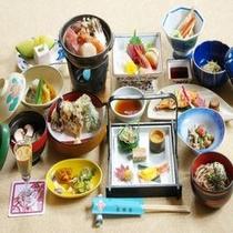 秋のお料理イメージ