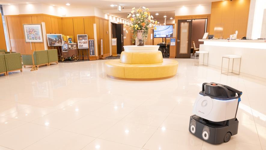 ◆お掃除ロボット「ウィズ」