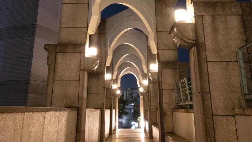 ◆かながわサイエンスパーク「回廊」