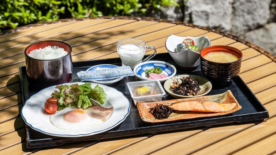 ◆朝食「和食膳」:イメージ