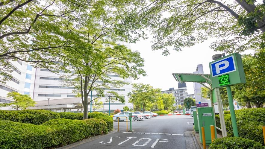 ◆ホテル駐車場