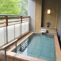 *【なとり館露天風呂】開放的な雰囲気の中で、ご入浴を満喫。