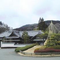*【鍾景閣】当館そばに建つ、趣ある旧伊達邸。