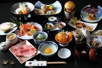 御夕食膳(スイートりっちプラン)