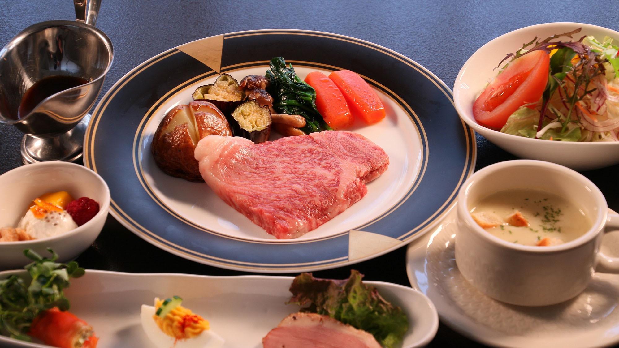 ◆お口でトロけるようなお肉と上品な風味で至福の時を味わえる一品