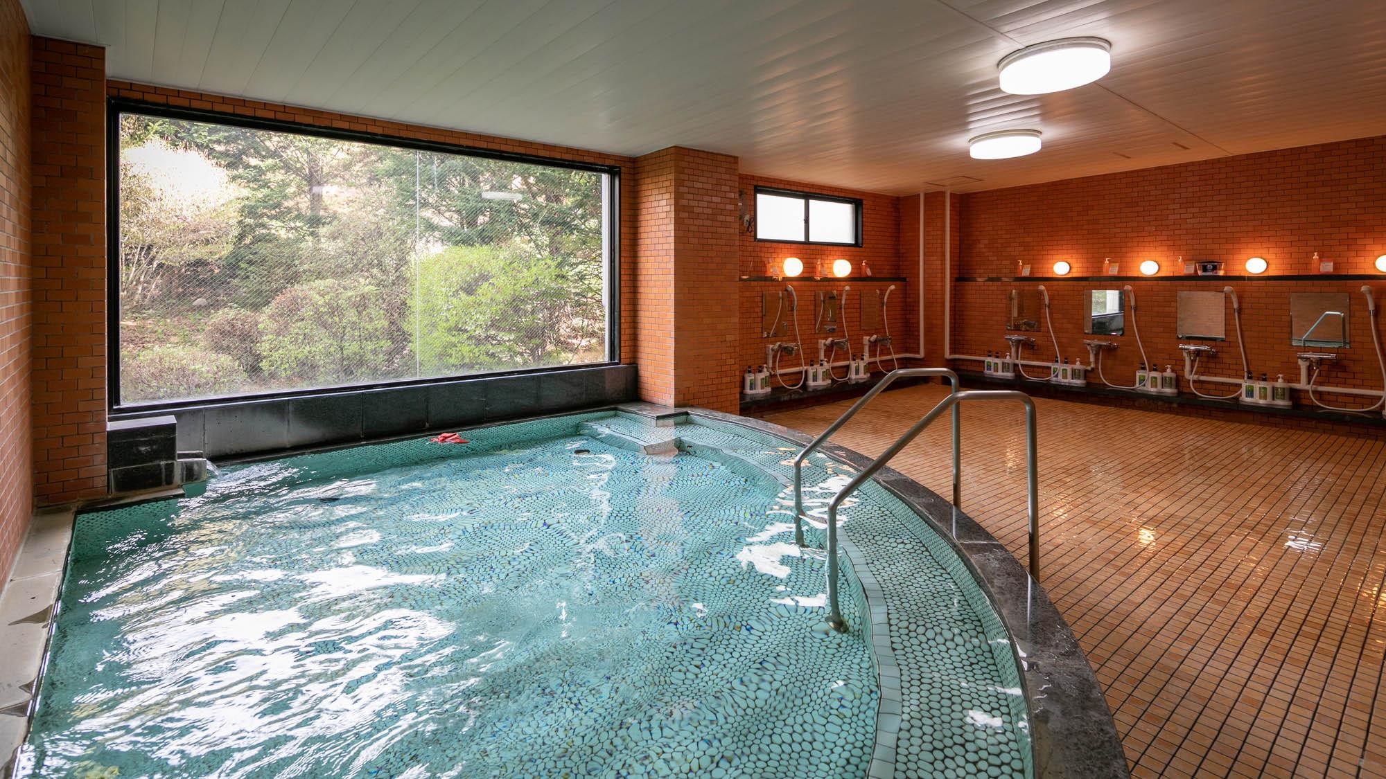 ◆薬草風呂の大浴場です