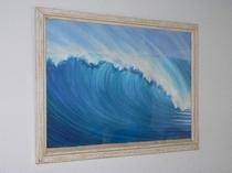 波の画 Ⅱ