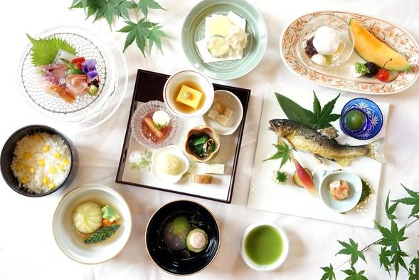 """■2食付■いばらきの""""秋旅2021"""" 〜夕食は和食ダイニングで和食膳〜"""
