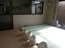 ◆大浴場とサウナも併設しています(男性専用)