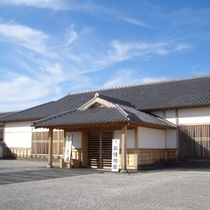 萩博物館では企画展も内容充実♪ 当館よりお車で約7分♪