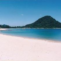 日本の快水浴場百選「菊ヶ浜海水浴場」までお車で約5分♪
