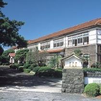 旧萩藩校明倫館までお車で約7分♪