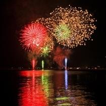 萩・日本海大花火大会イメージ♪