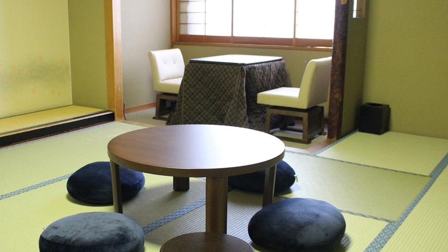 和室◇利根川に臨む【8畳】