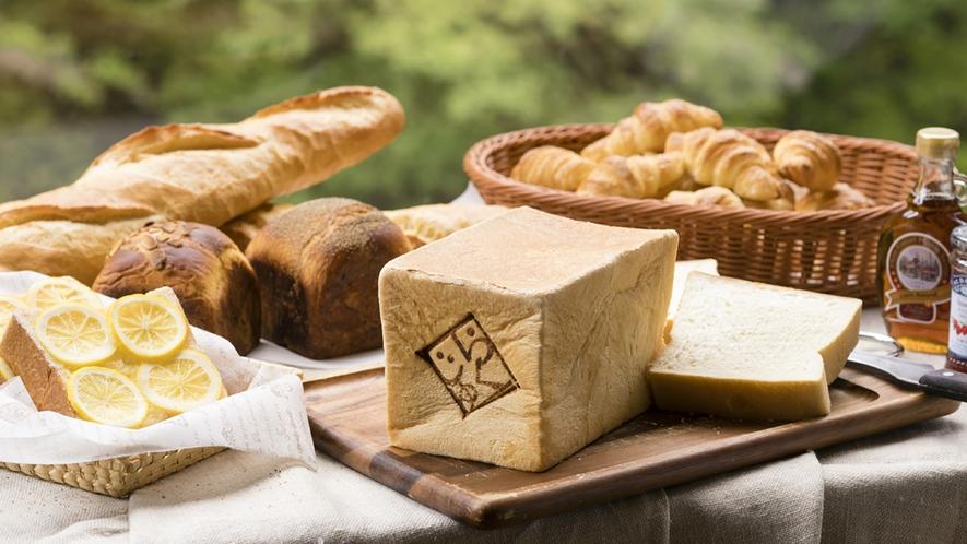 2F【じゅらく食パン工房】8:30〜15:00