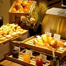 《ホテル自家製パン》奥利根のおいしい水と最高の素材・技術が美味しいパンを生み出します♪