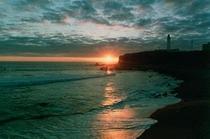 朝日の灯台