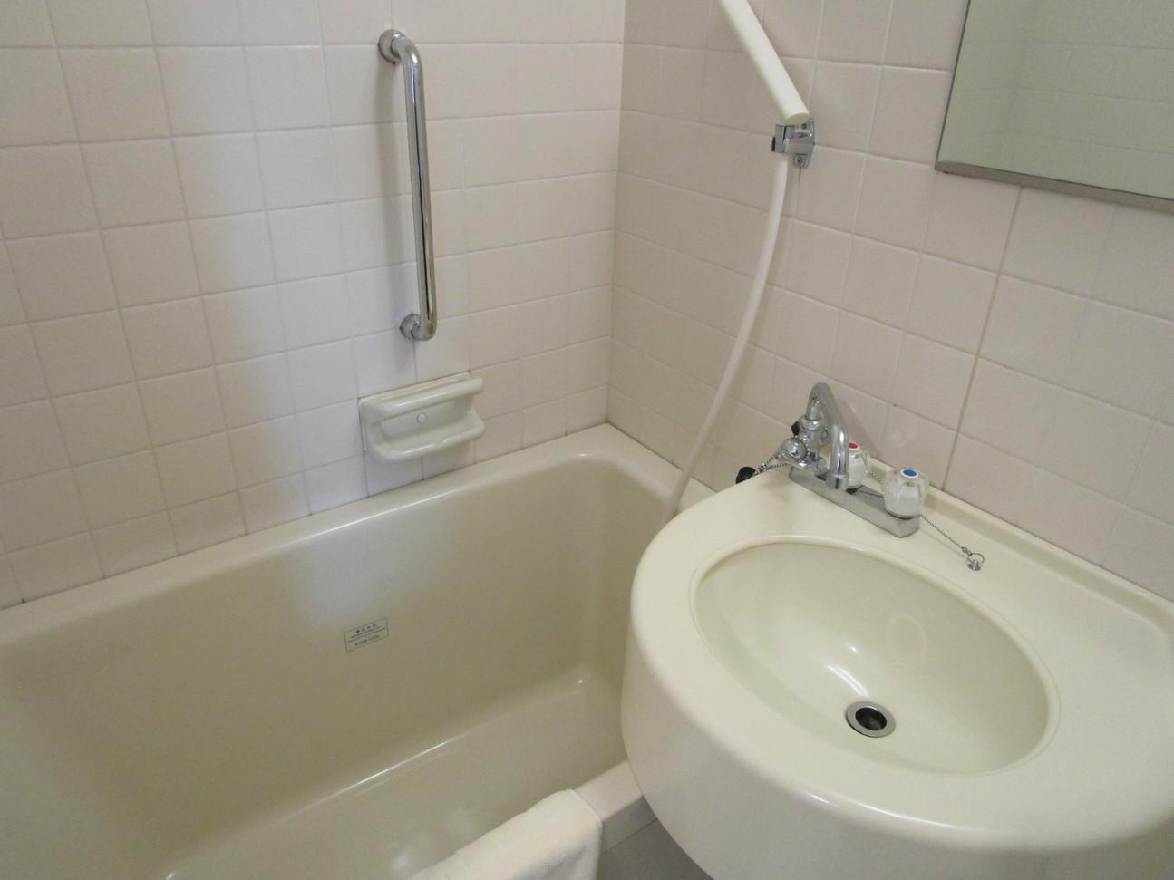 シングル・バスルーム一例
