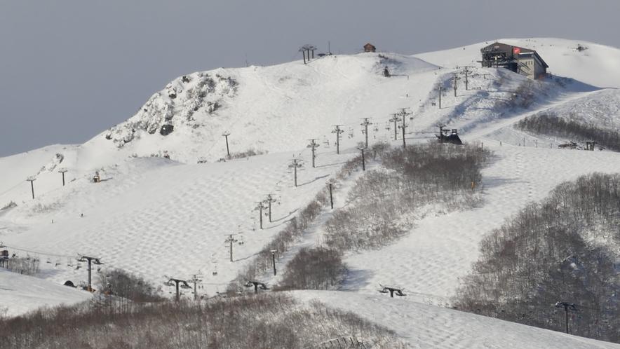 八方尾根スキー場冬1