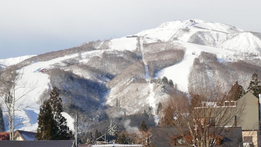 八方尾根スキー場冬2