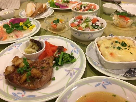 【クリスマス限定】特別ディナー♪スパークリング付き☆1泊2食プラン