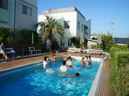 【7月〜9月サマープラン】プールが無料で使える1泊2食付きプラン