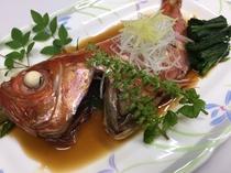 房州金目鯛の姿煮