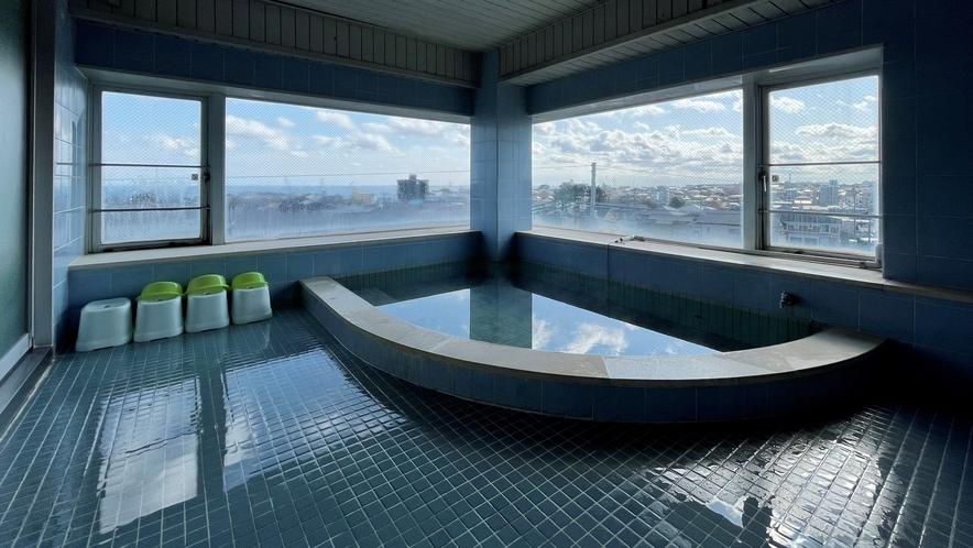 4F 展望風呂