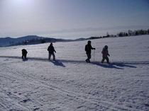 picture_雪原を歩く