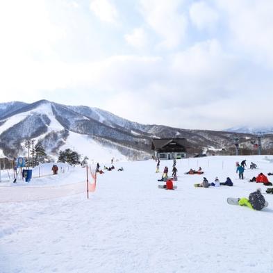 【冬季プラン】ウインタースポーツを思いっきり堪能できる♪リーズナブルな食事なしの素泊りプラン