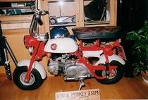 ホンダモンキーZ50M