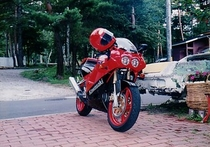 カワサキZXR250