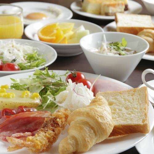 ■朝食ビュッフェ イメージ2