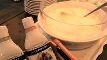 朝食ヨーグルト