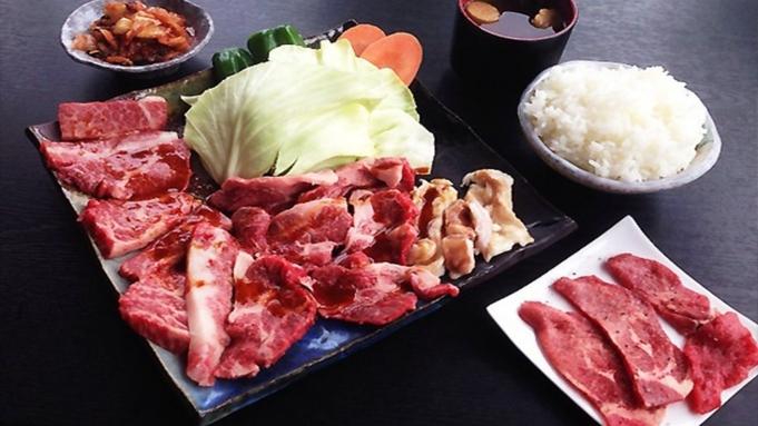 【エースイン松阪おすすめ】【本場松阪牛を食べる】松阪焼肉プラン(一泊二食付)【当館人気】