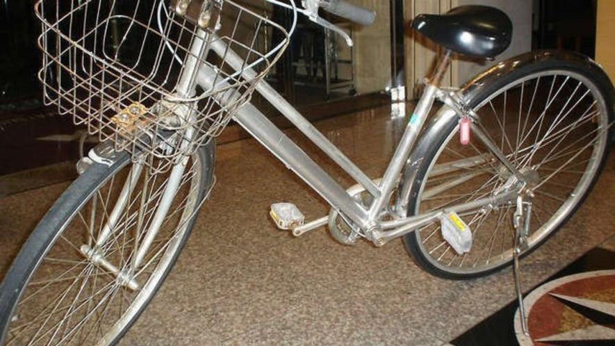 貸出用自転車もございます。