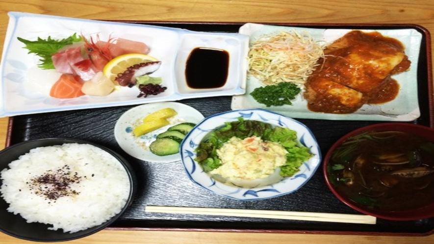 夕食メニュー「竹の子」