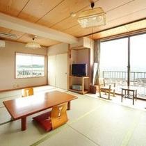 海に面した14畳のお部屋②