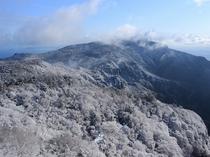 冬の寒霞渓