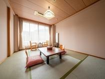 海側又は山側和室10畳(バス・トイレ付き)