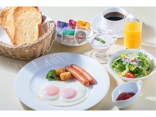 【初夏セール】☆こだわりの朝食付プラン☆無料WiFi完備・駐車場無料♪【添い寝無料】